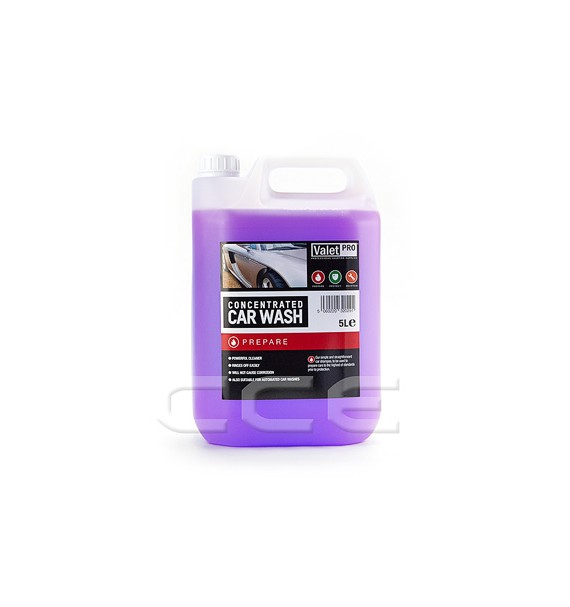 Valet Pro Concentrated Car Wash | Champú Concentrado 5L