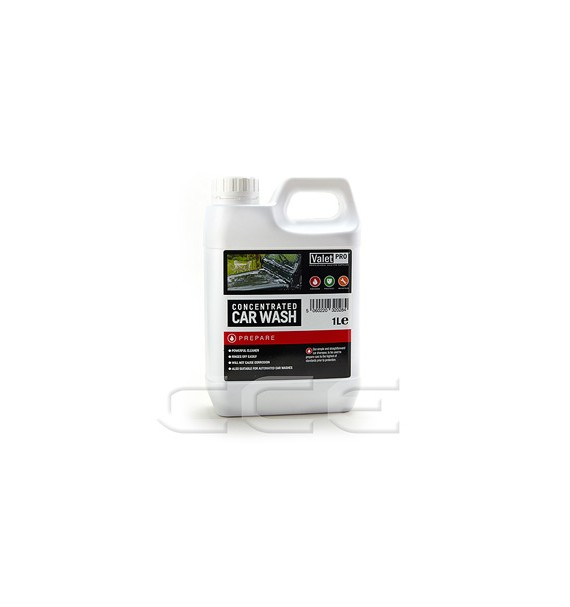 Valet Pro Concentrated Car Wash | Champú Concentrado