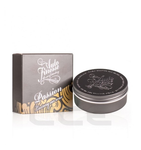 Auto Finesse Passion Carnauba Wax