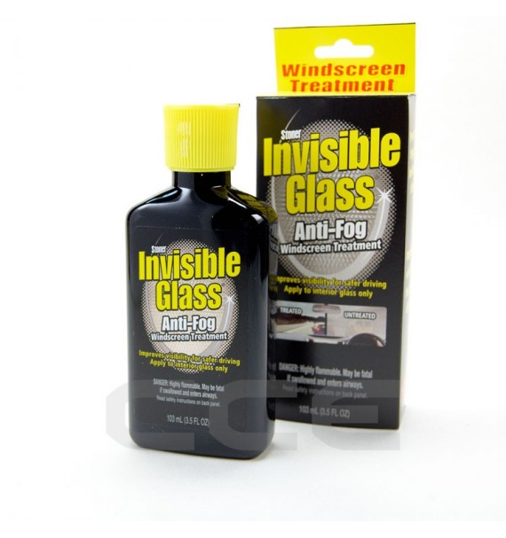 Stoner Invisible Glass Anti-Fog - Antivaho
