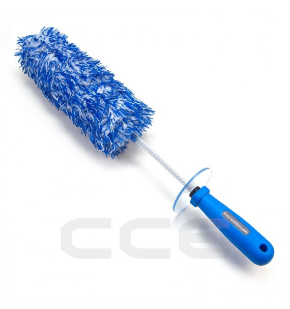 Microfiber Madness Incredibrush - Cepillo de llantas