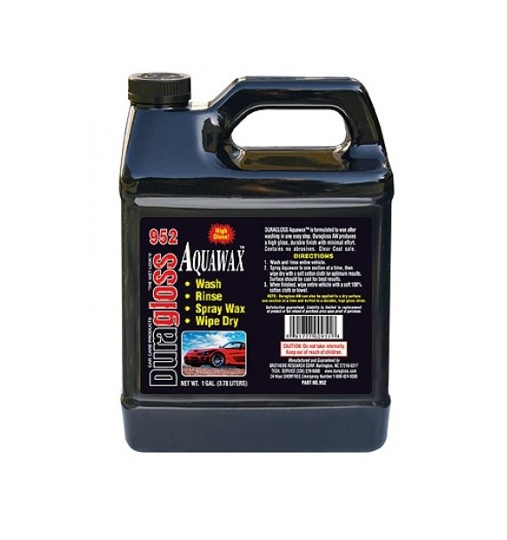 DuraGloss Aquawax