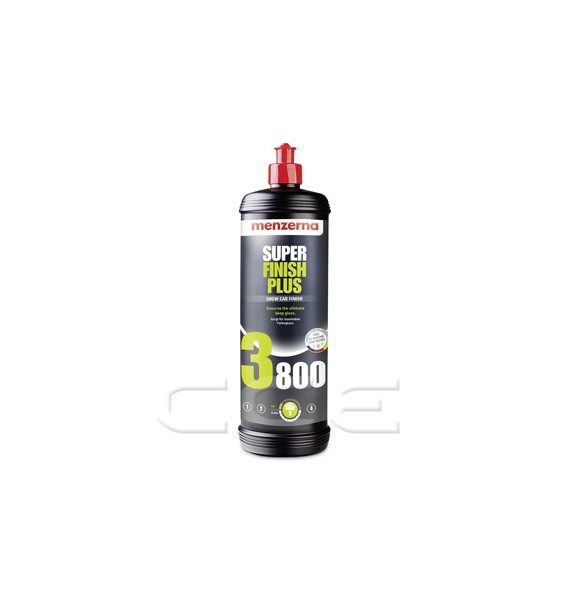 Menzerna Super Finish Plus 3800 | SF-4500 (1000ml)