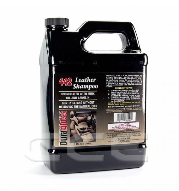 Duragloss Leather Shampoo - Galón