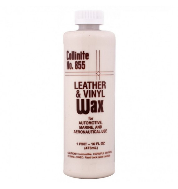 Collinite Leather & Vinyl Wax (Nº 855)