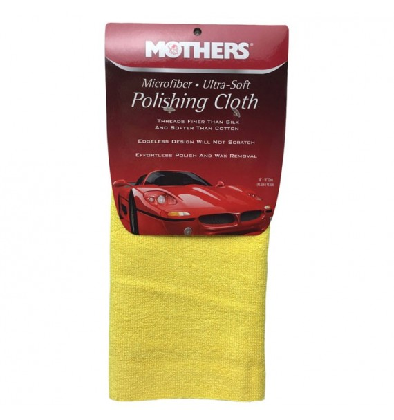 Mothers Ultra-Soft Polishing Cloth
