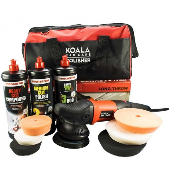 Kit Koala Polisher K15 - Menzerna Plus