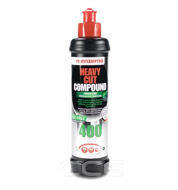 Menzerna Super Heavy Cut Compound Green Line 300