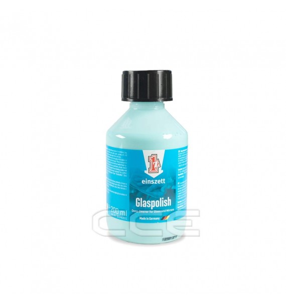 Einszett Glash Polish - Pulimento para cristales-200ml
