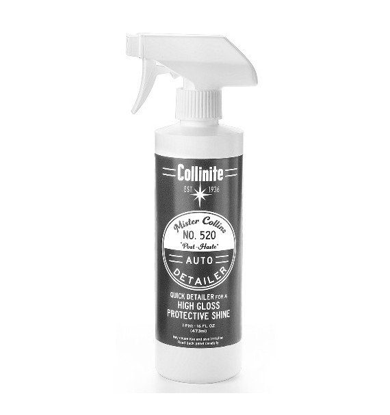 Collinite Quick detailer