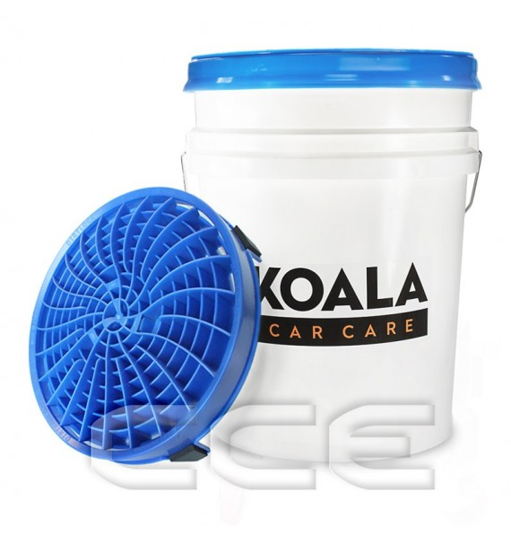 Koala Kit de Lavado cubo 20 L + Dirt Lock + Seal Lid