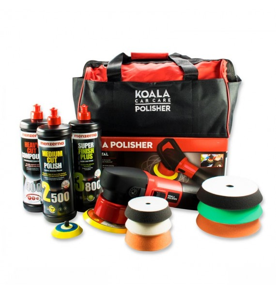 Kit Koala Polisher - Menzerna Plus