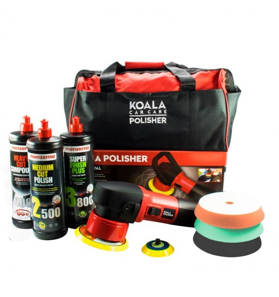 Kit Koala Polisher - Menzerna 1000