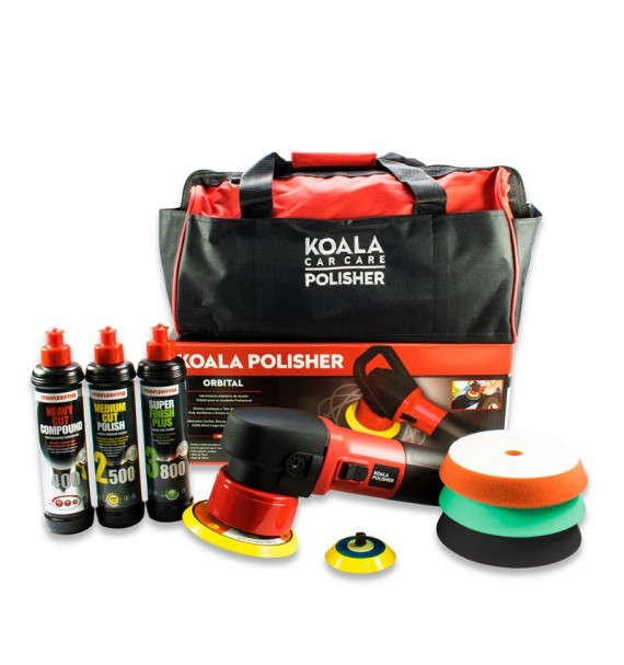 Kit Koala Polisher - Menzerna 250