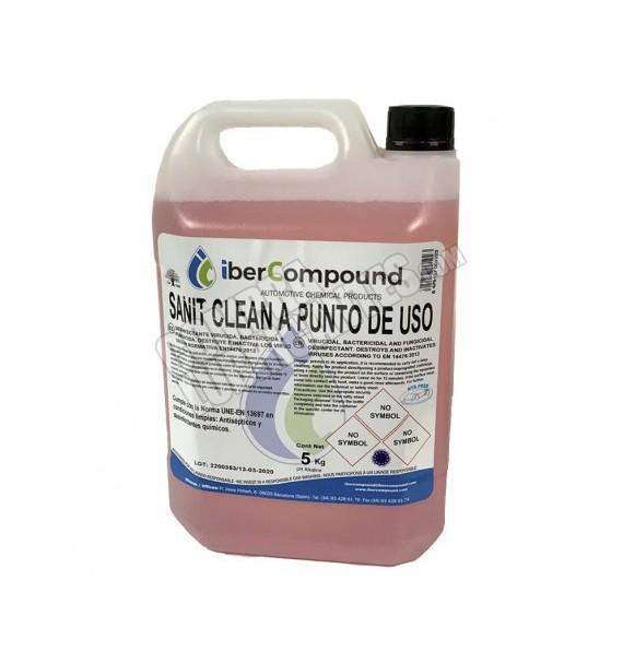 Sanit Clean - desinfectante virucida