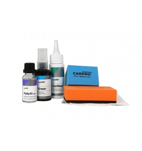 CarPro FlyBy30 Kit Sellador de cristales