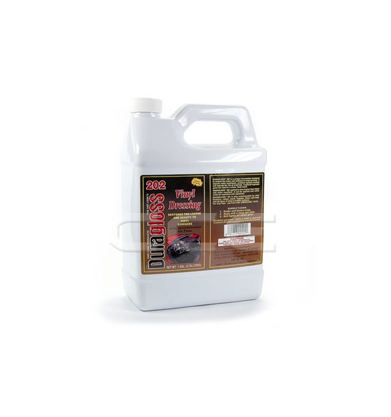 Duragloss Vinyl & Leather Dressing 3,79L