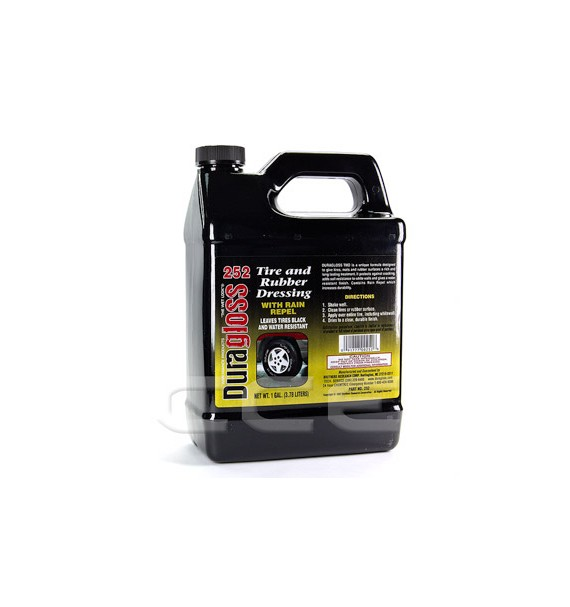 Duragloss Tire & Rubber Dressing 3,79L