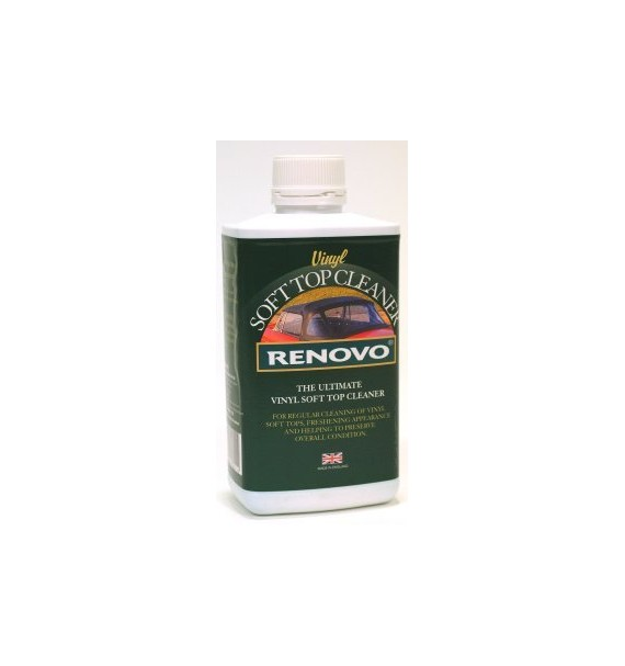 Renovo Vinyl Soft Top Cleaner - 500 ml