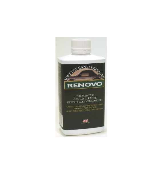 Renovo Soft Top Canvas Cleaner - 500 ml