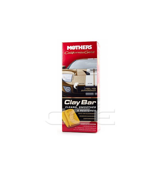 Mothers Clay Bar kit