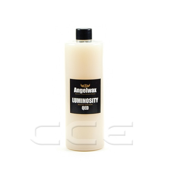 Angelwax QED Luminosity - QD pinturas mate