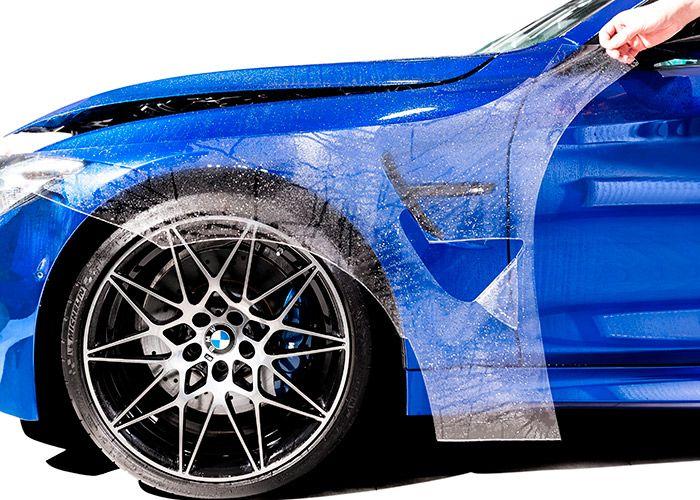Proteger la pintura original del vehiculo